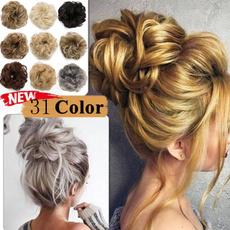 hairchignon, hairbun, womenhairpiece, Hair Extensions