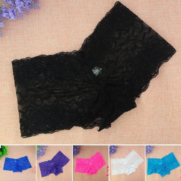 Underwear, Plus Size, Lace, briefsknicker
