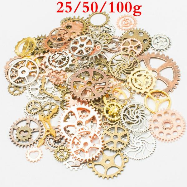 Art Supplies, Jewelry, Clock, Jewelry Making