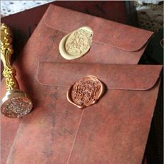 Postcards, Vintage, Envelopes, waxpaper