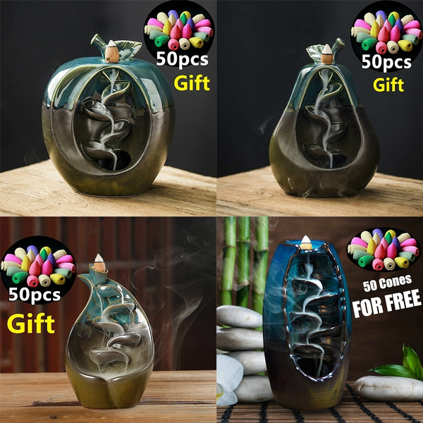 paintedpottery, water, Decor, Ceramic