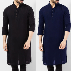 arab, Plus Size, Sleeve, Long Coat