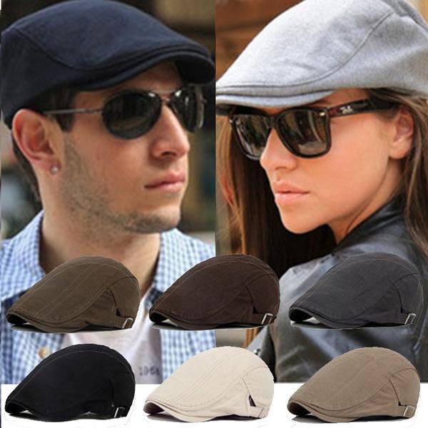 Newsboy Caps, Fashion, Summer, Breathable