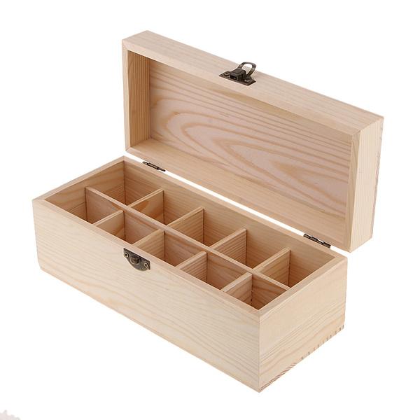 case, cute, Hobbies, woodenessentialoilcase