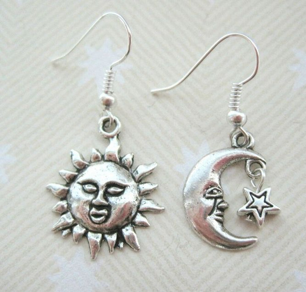 Star, simpleearring, Gifts, dailyearring