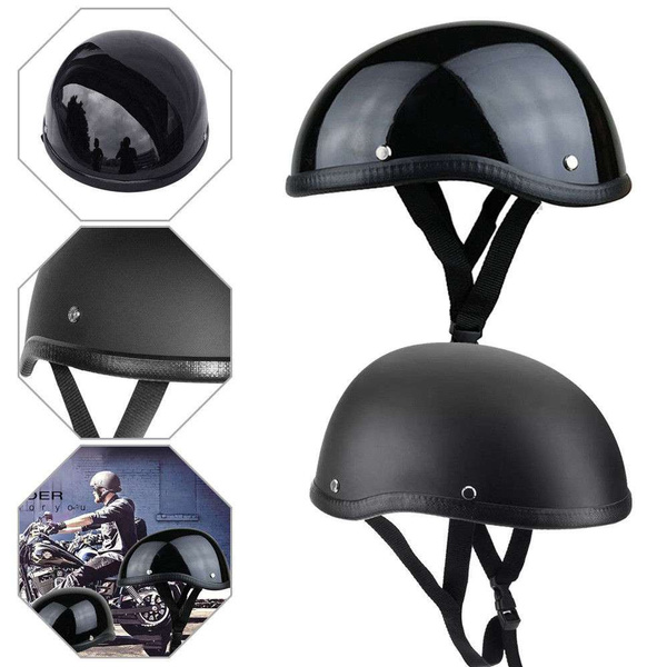 Helmet, Fashion, germanhalfhelmet, Sports & Outdoors