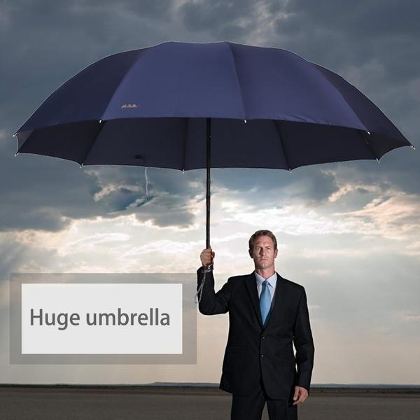 hugeumbrella, Men, Umbrella, bigumbrella