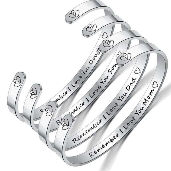 Steel, Silver Jewelry, titanium steel, Love