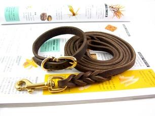 dogleadleash, Dog Collar, leather, dogcollarsleather