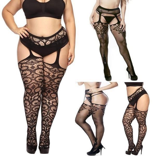 womens stockings, fashion women, Plus Size, Stockings