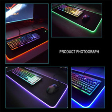 Tech & Gadgets, techampgadget, led, mouse mat