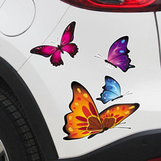 butterfly, Car Sticker, motorcycleaccessorie, Automotive