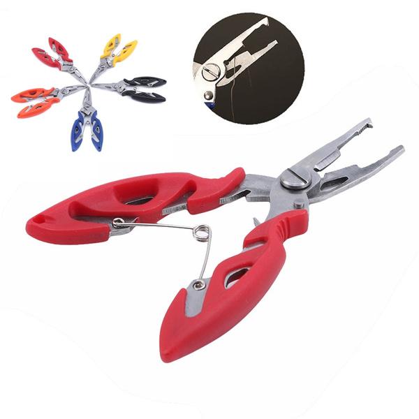 Steel, Clasps & Hooks, ringscissor, Stainless Steel