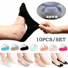 non-slip, boatsock, womensock, Shoes Accessories