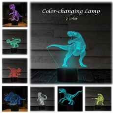 kids, 3dlamp, led, Festival