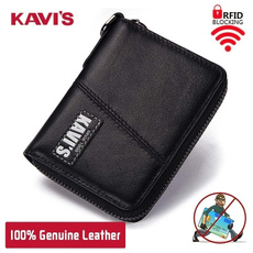 Mini, zipperbag, Men, Wallet