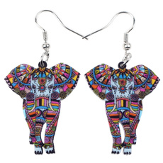 elephantearring, elephantgift, Fashion, Jewelry