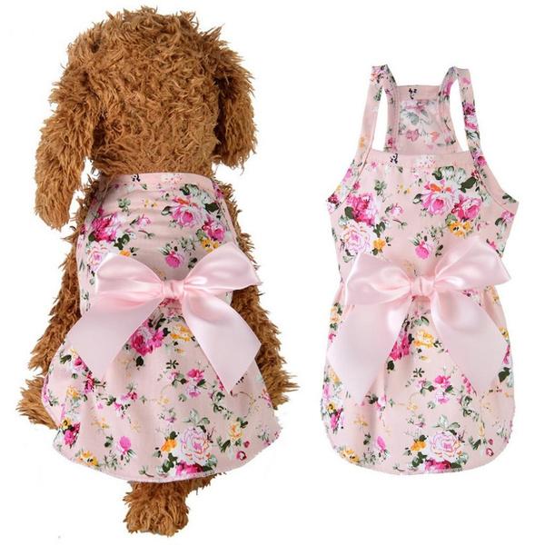 Summer, Pet Supplies, princess dress, Cosplay