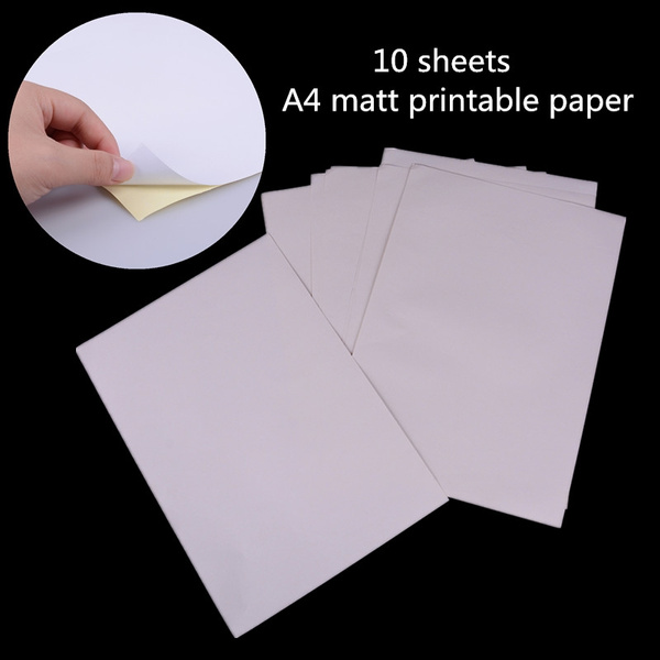 shippingsticker, selfadhesivepaper, Printers, Laser