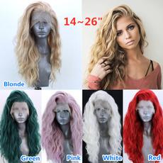 wig, Fiber, Lace, human hair