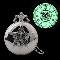 quartz, luminouspocketwatch, Watch, pocketwatchnecklace