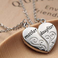 Heart, daughter, Jewelry, Gifts