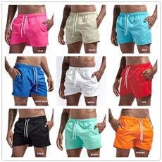 Beach Shorts, surfboard, Shorts, Men