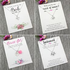 giftsforwedding, Jewelry, Wedding Accessories, flowergirlnecklace