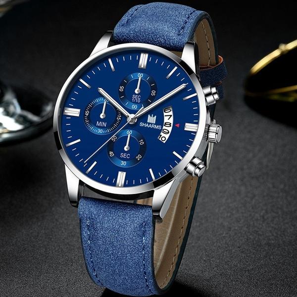 quartz, Clock, fashion watch, armbanduhrherren