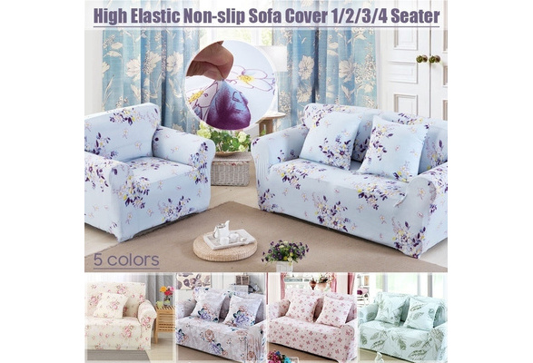 4Type Soft Sofa Couch Cover Non-slip Slipcover Sofa Towel Protective Mat Home