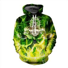 3D hoodies, Fashion, printed, Sleeve