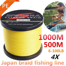 braidedline, Nylon, nylonfishingline, Braids