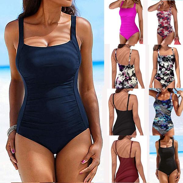 bathing suit, Plus Size, Beach, Swimsuit