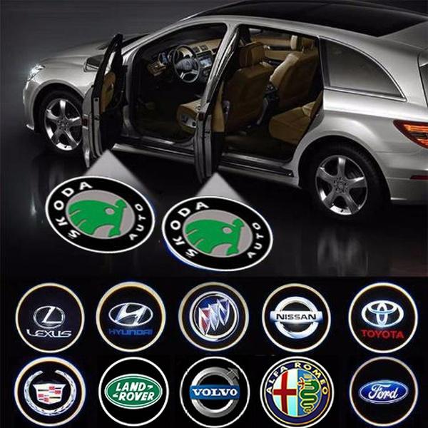Toyota, Ford, doorprojectionlamp, Door