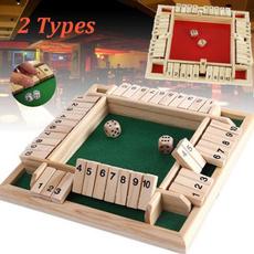 Box, mathematic, Dice, boarddicegame