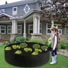 gardenbed, Plants, Garden, flowerpotplanter