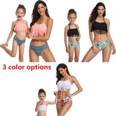 summerwear, Shorts, parentchildwear, Waist