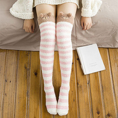 Kawaii, cute, Winter, Socks