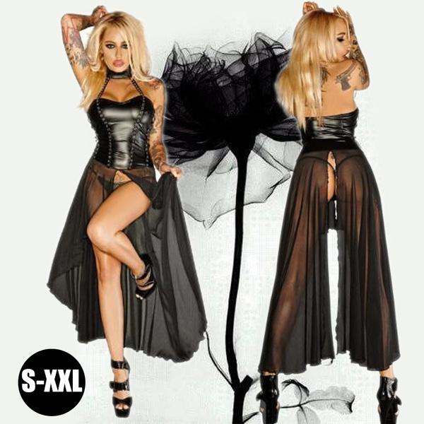 jumpsuit, sexy underwear, Plus Size, Cosplay