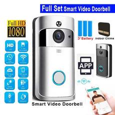 doorbell, Door, ringdoorbell, homesecritydoorbell