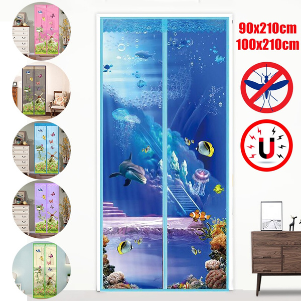 antimosquitobugdividercurtain, Door, Home Decor, meshpanel