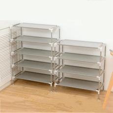 hallway, Shelf, multitier, Storage