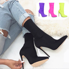 ankle boots, Womens Shoes, Socks, Boots