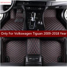 floor, leather, Cars, tiguan