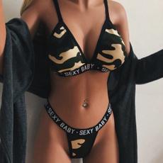 brapantiesset, Sexy panties, Panties, camouflageprint