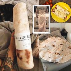 Funny, Fleece, blanketmat, burrito