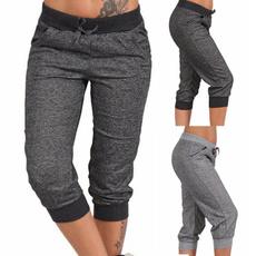 runningpant, trousers, Summer, pants