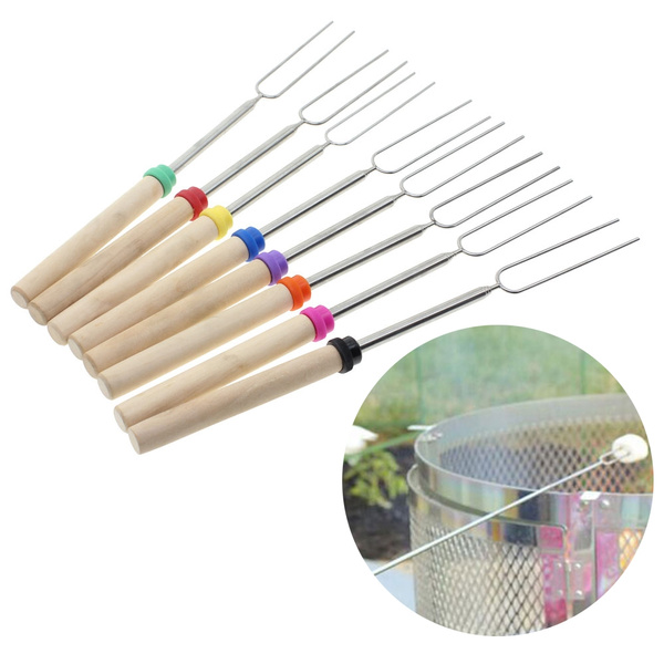 Forks, Outdoor, retractable, camping