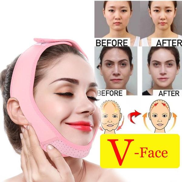 Fashion Facial Slimming Mask Face Lift Slimming Mask V Face Bandage Belt