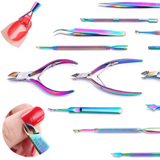 Cuticle Pushers, art, Colorful, nailcleaner